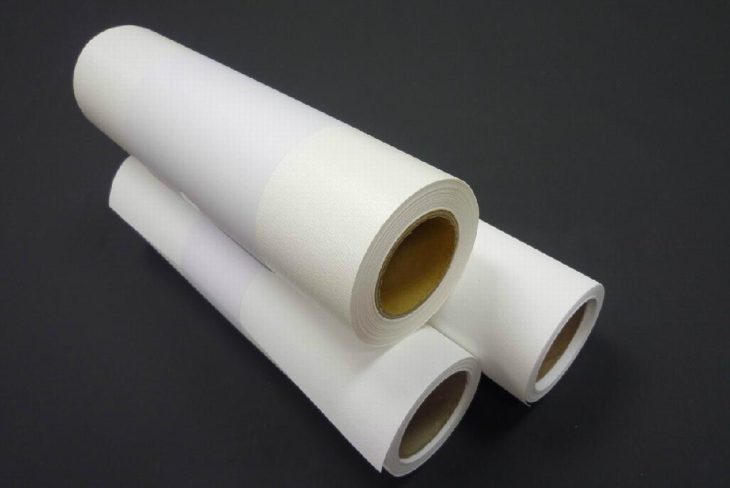 AP-5909-S  油性亮面耐水布紋油畫布 ( Solvent & Eco Solvent & Latex & UV) 3