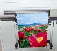AP-202  油性耐水针织旗布(背膜) ( Solvent & Eco Solvent & Latex & UV )