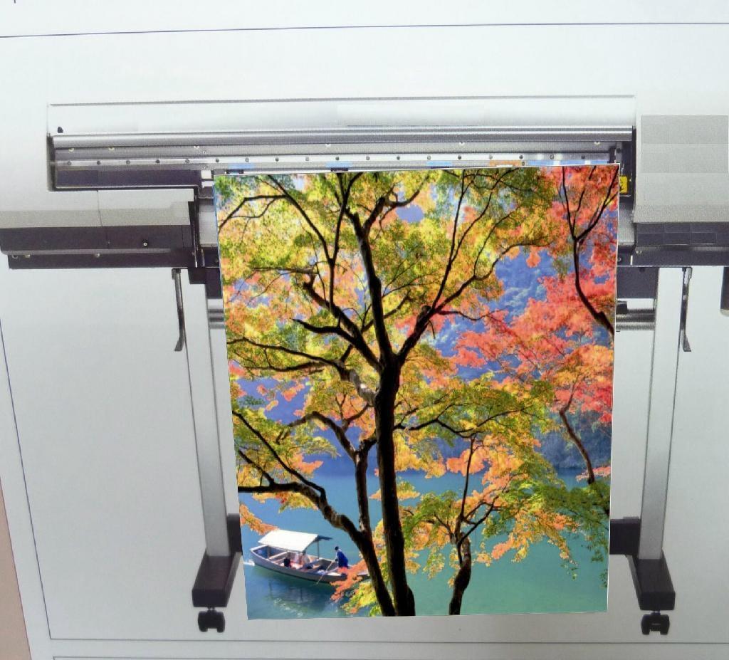 AP-6908-H  Matt Water-resistance Textured Artist Canvas 1