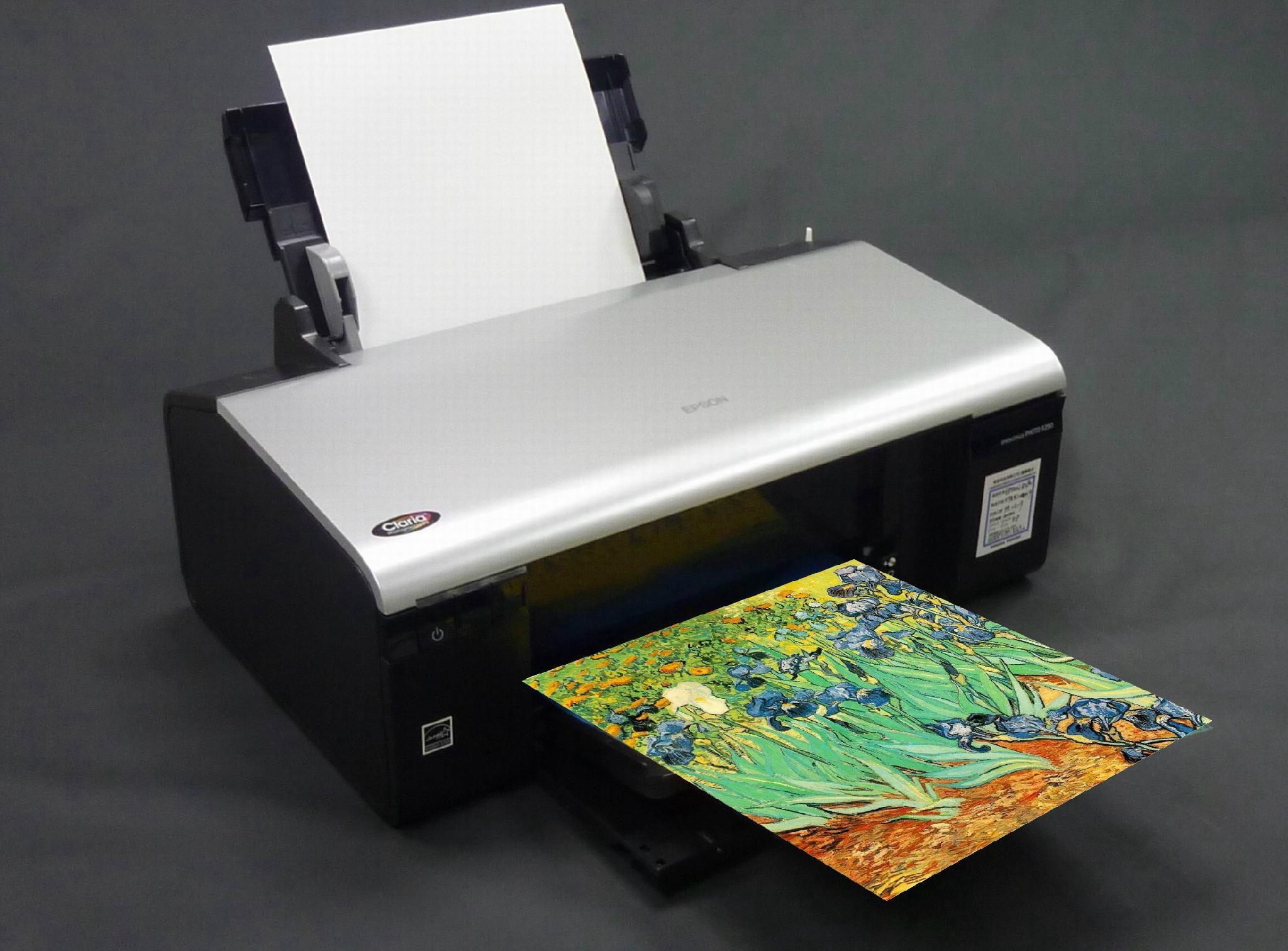 AT-103-CS  A4 Artist Cotton Fabric for Desktop Printer 1