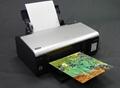 AT-103-CS  A4 棉質油畫布(噴墨印表機使用)(裁片)(平張)