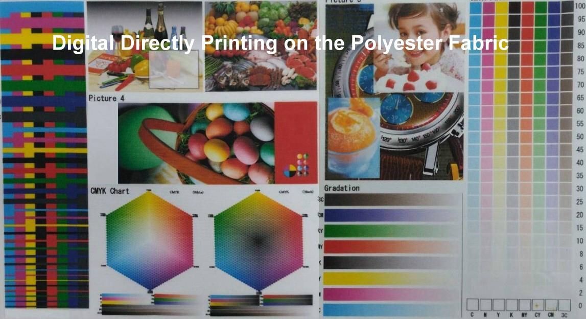 906AS 纺织数位印花喷墨专用固色剂 (适合喷墨墨水 Water Pigment ink 专用) 3