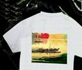 AC-106  A4 水性喷墨棉布(可撕式背纸)(喷墨印表机墨水 Water Pigment ink) 3