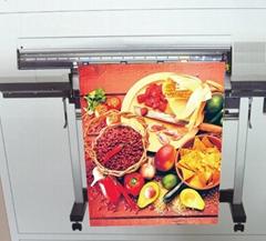 AP-5609  油性亮面耐水油画布 ( Eco solvent & Latex & UV ink )