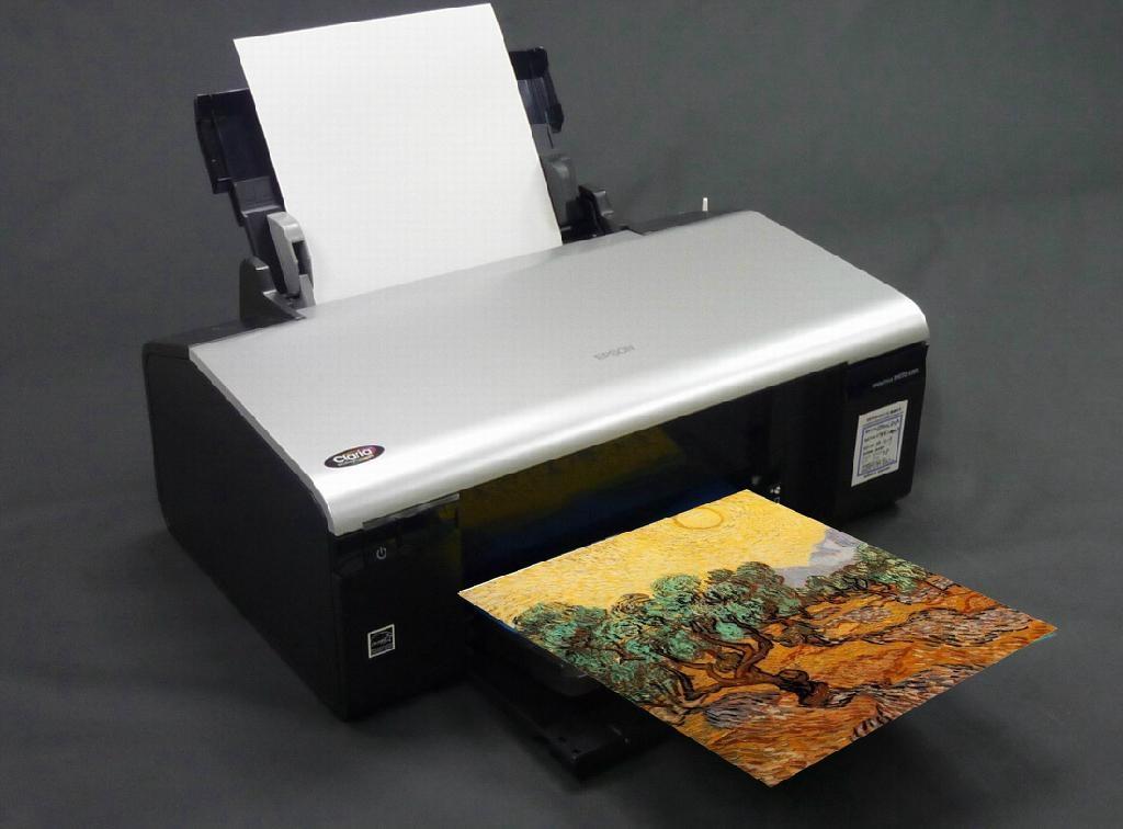 AT-103-C  A4 棉質油畫布(噴墨印表機專用)(裁片)(平張) 1