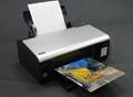 AP-601 A4 水性亮面油画布(不耐水)(喷墨印表机专用)