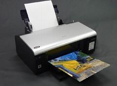 AP-601 A4 水性亮面油畫布(不耐水)(噴墨印表機使用)