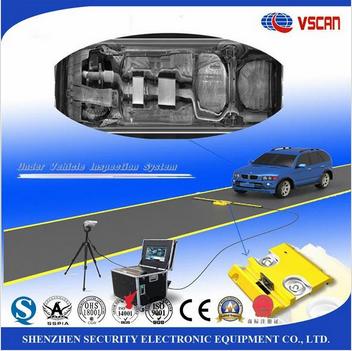 Portable Under Vehicle Scanning System UVSS DP3000 1