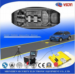 Portable Under Vehicle Scanning System UVSS DP3000