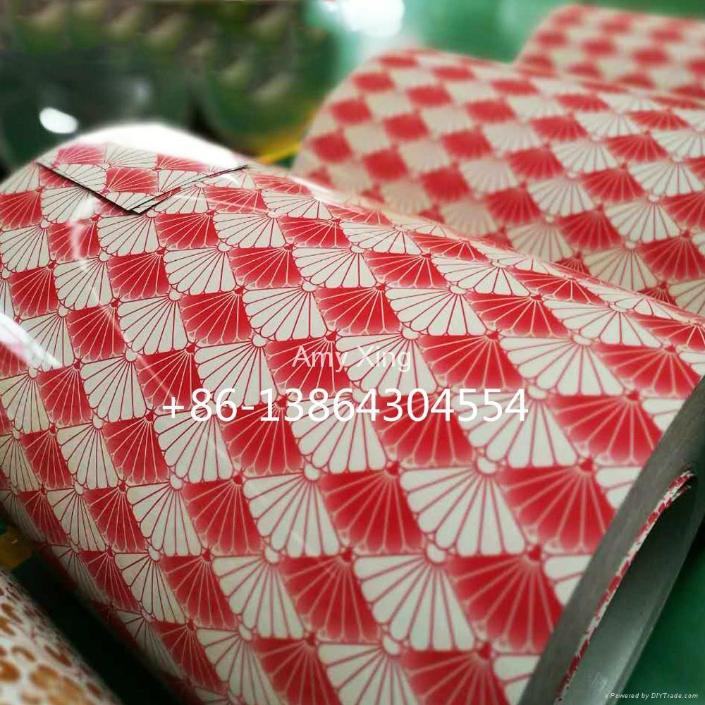 flower design ppgi color coated steel coil indian pakastian market  4