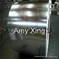 55% GA  ALUME ALUZINC STEEL COIL ANTI-FINGER  2