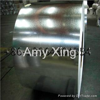 HOT DIP GA  ANIZED STEEL COIL 1