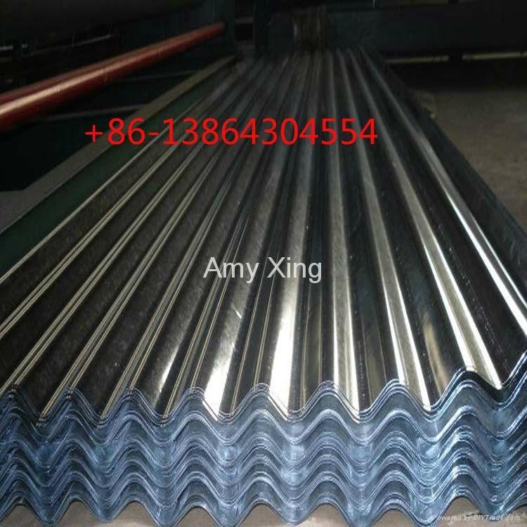 corrugated galvanized steel sheet  4