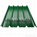 Prefabricated prepainted galvanized ppgi