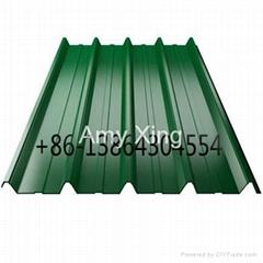 Prefabricated prepainted galvanized ppgi steel sheets