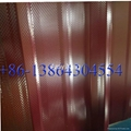 embossed diamond ga  anized steel sheet