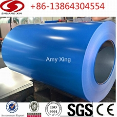 color coated steel coil roof sheet