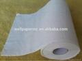 Towel Kitchen Roll White 20x28cm