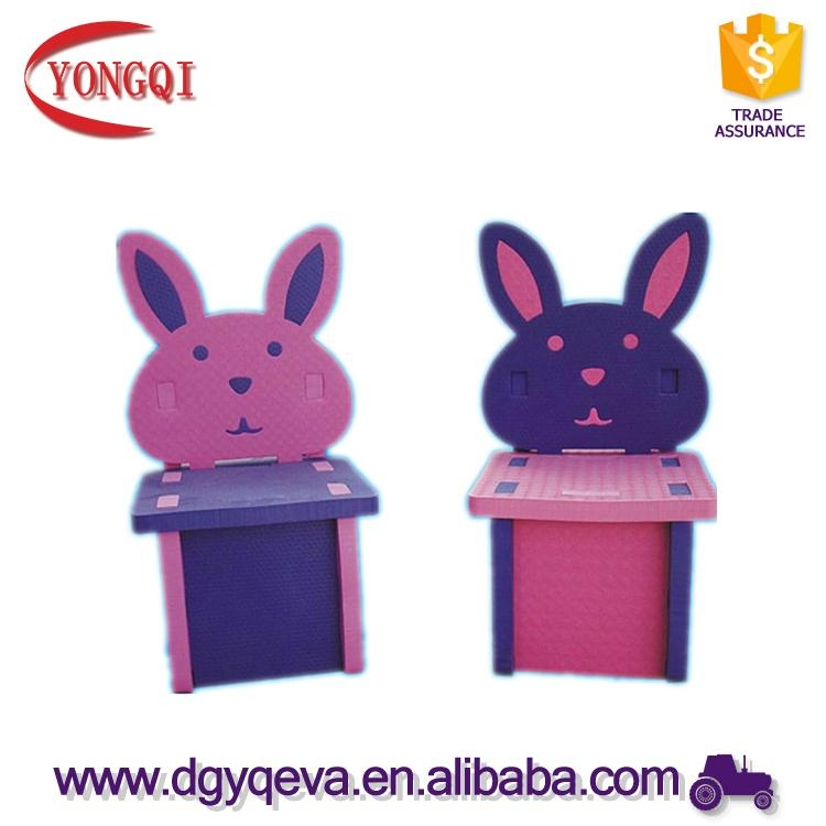 Factory Outlets Eva Cheap Children Furniture Table in Various of Design 3