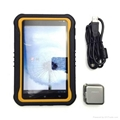7 Inch Three Anti-Industrial-Grade Barcode Scanning Tablet PC 4