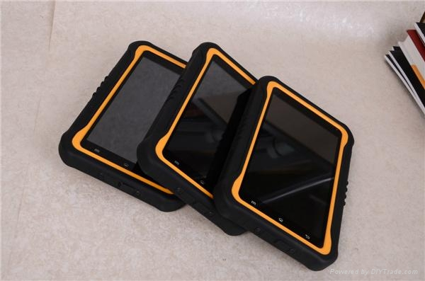 7 Inch Three Anti-Industrial-Grade Barcode Scanning Tablet PC 5