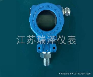 RZ-308M齊平膜壓力變送器 1