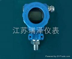 RZ-308M齐平膜压力变送器