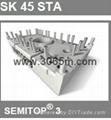 西门康晶闸管 SKUT115T 2