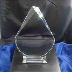Blank Crystal Trophy