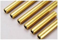 小口徑厚壁H62黃銅管