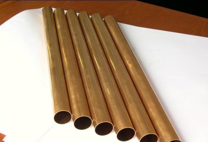 小口徑厚壁H62黃銅管 3