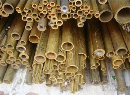 小口徑厚壁H62黃銅管 4