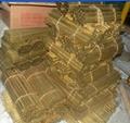 小口徑厚壁H62黃銅管 5