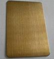 超厚耐磨工業H65黃銅雕刻板 2
