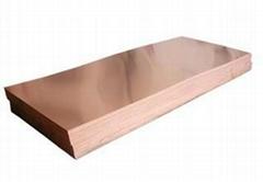 超薄導電T2紫銅板
