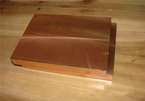 超薄導電T2紫銅板 2