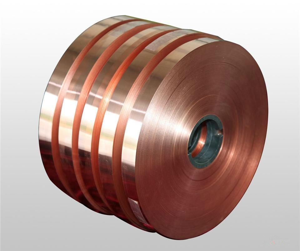 變壓器專用沖壓導電T1紫銅帶 3