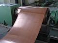 變壓器專用沖壓導電T1紫銅帶 5