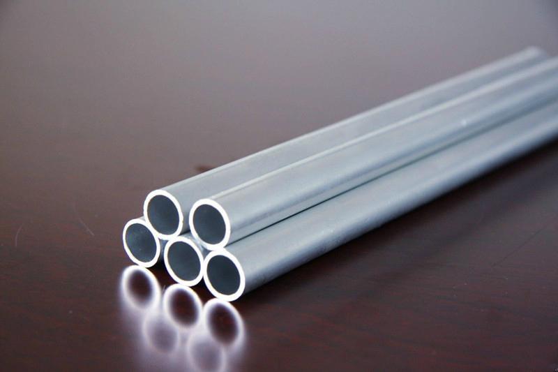 6061薄壁光亮鋁管 5