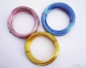 1060彩色氧化純鋁線 2