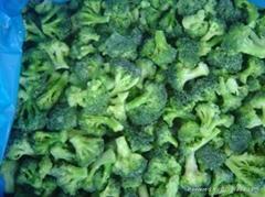 Frozen IQF Broccoli