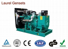 Three Phase Open Diesel Generator 500kVA