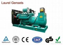 IP 23 Three Phase Open Diesel Generator