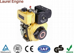 Direct injection Industrial Diesel