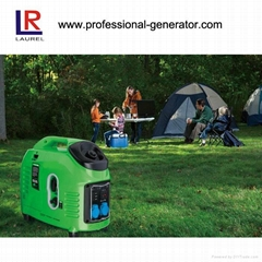 3kVA Portable Digital Inverter Gasoline Generator