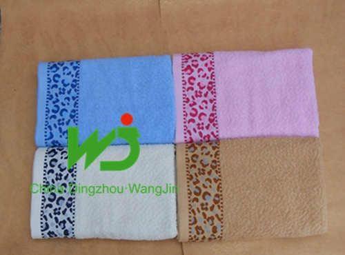 Bath towel tissue 70*140cm staining 100% cotton 2