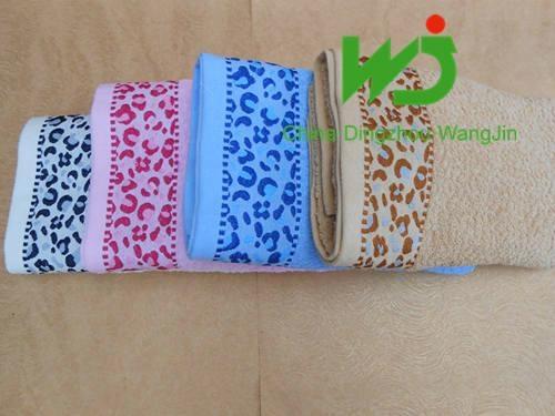 fully cotton printed bath towel 3