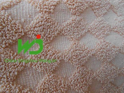 wholesale custom logo white 100% cotton 5 star hotel towel 2
