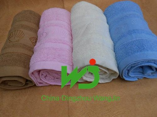 High quality low price bath towels made in China 1