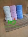 Factory price bath towel face towel hand towel 4